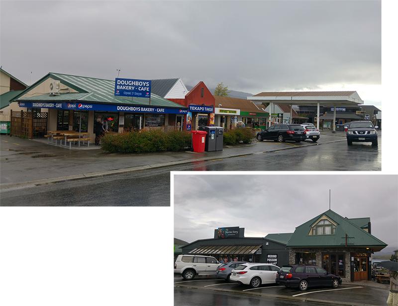 Town Center of Tekapo