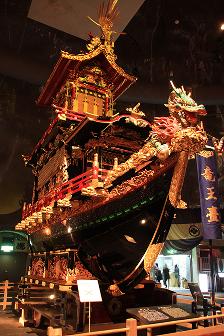 Stunning Festival Float