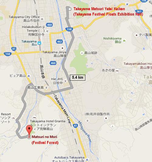 Matsuri no Mori (mapcode: 191 105 814)