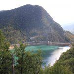 Dam at Lake Plastira