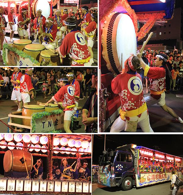 Parade Finale – Drum Performance