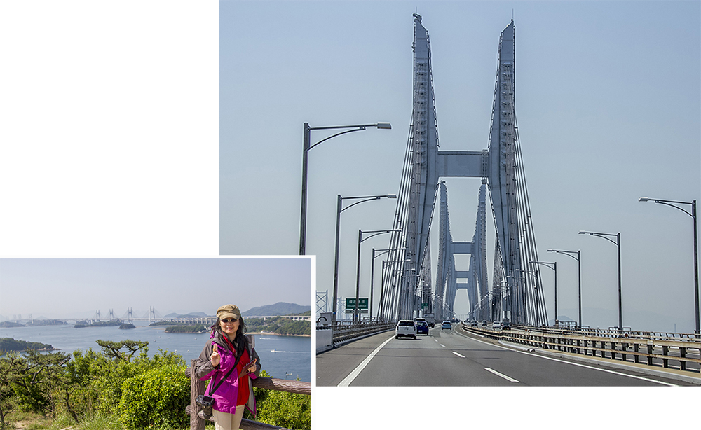 Great Seto Bridge Close