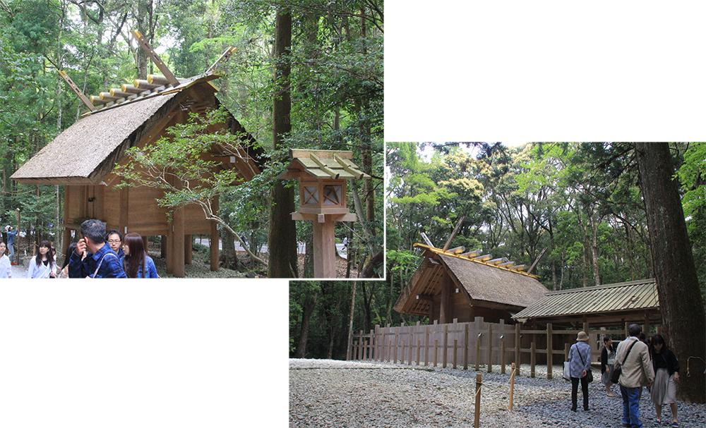 Auxillary Shrines