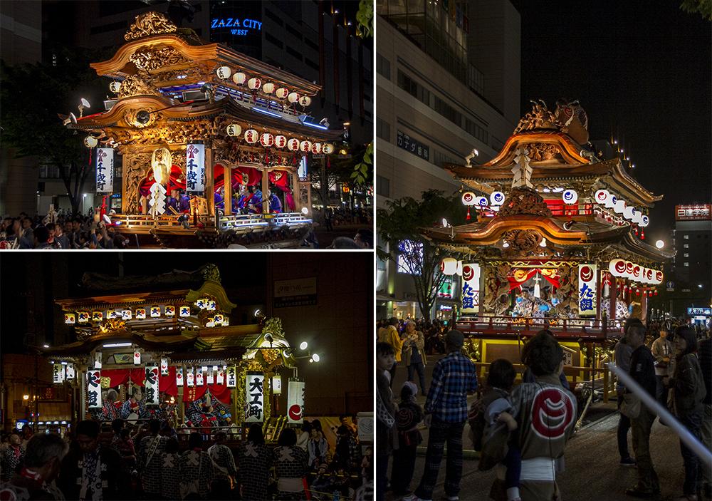 Hamamatsu Festival (Palace Floats)