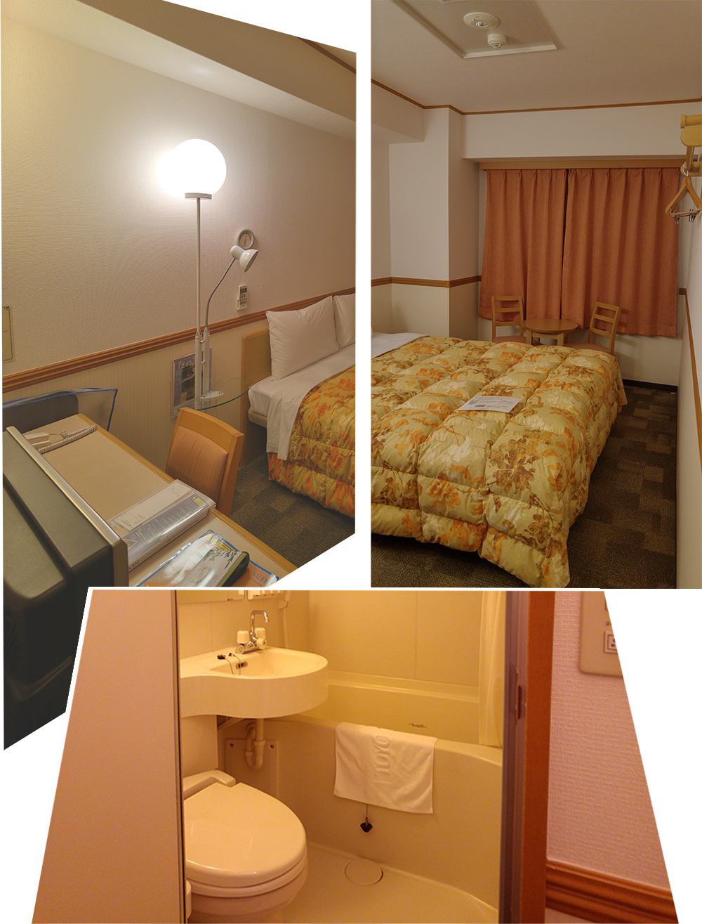 Double Room at Toyoko Inn Hamamatsu