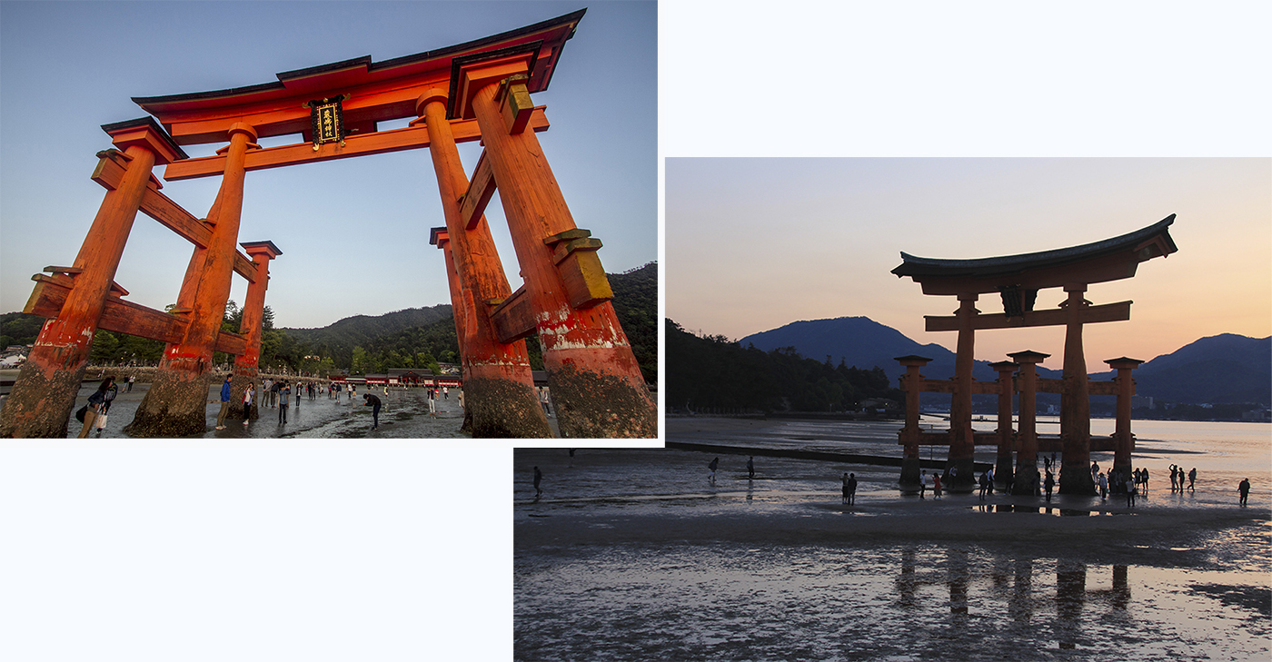 Great Torii Gate of Miyajima