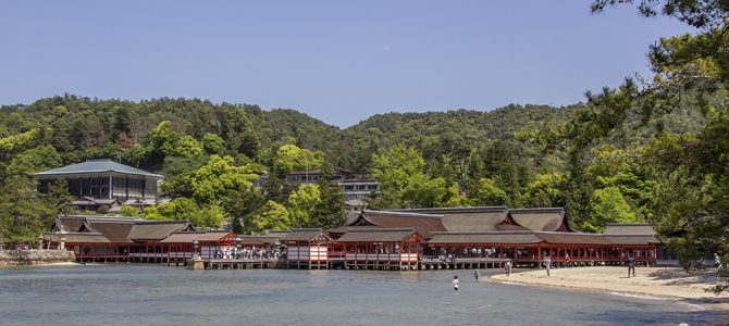 Day 2: Miyajima, Itsukushima Shrine