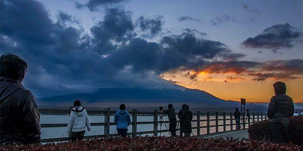 Day 1: Tokyo & Mount Fuji