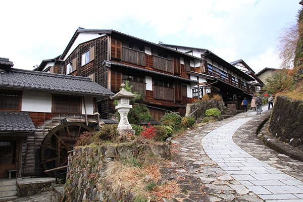 Well preserved Edo period House
