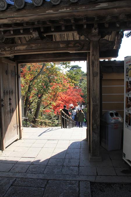 Somon gate of Kinkaku-ji
