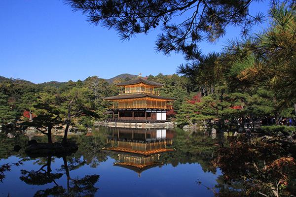 Kinkaku-ji (MapCode:7 732 325*55 )