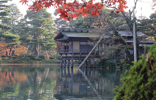 Uchihashi-tei Tea house