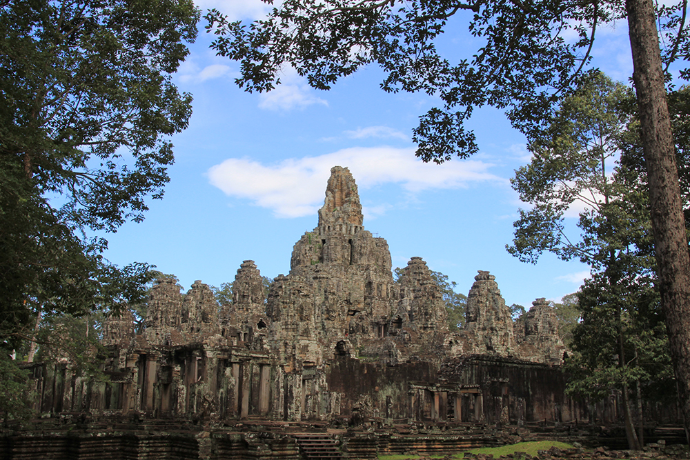 Angkor Thom – Bayon
