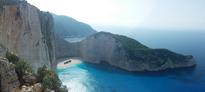 Day 12: Zakynthos & Shipwreck Cove