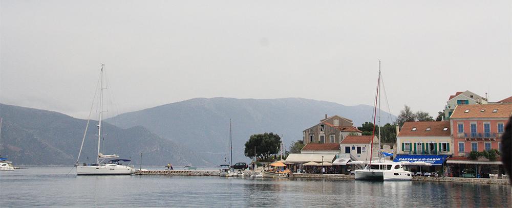 Fiskardo Harbour