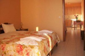 room at Dioni Apartments