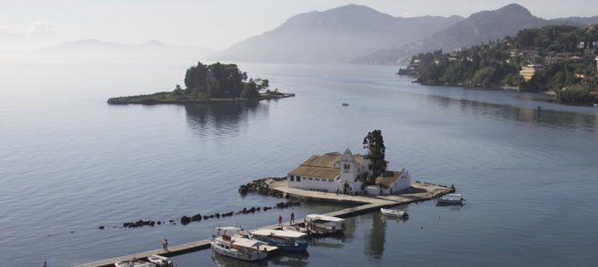 Day 15: Corfu & Ioannina