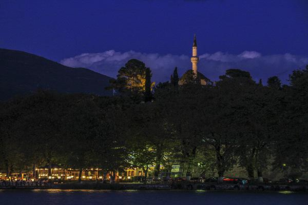 Ioannina Lakeside Promenade