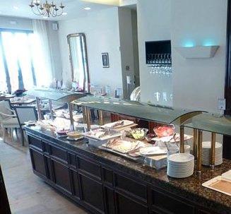 Buffet Breakfast at Hotel