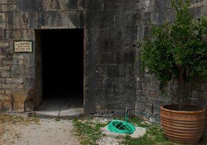 Doorway to the top