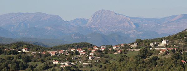 Aristi Village (viewpoint co-ordinates: 39.934244, 20.67798)