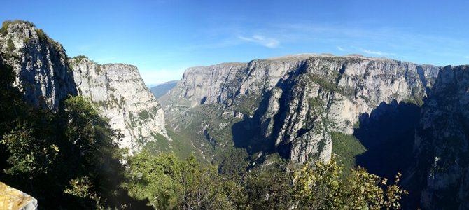 Day 17: Vikou Gorge, Oxya Lookout & Vardetos Steps