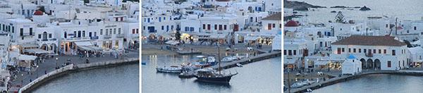 Port of Mkyonos