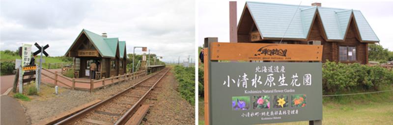 Genseikaen Train Station