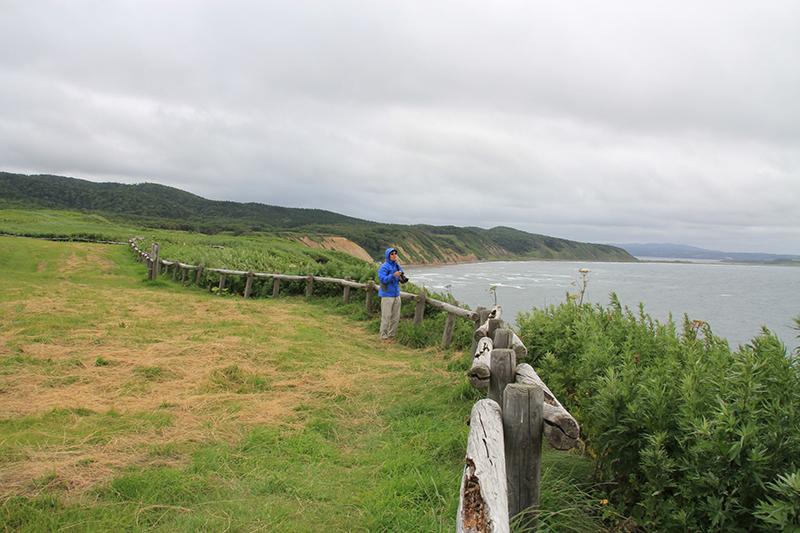 On Cape Notoro