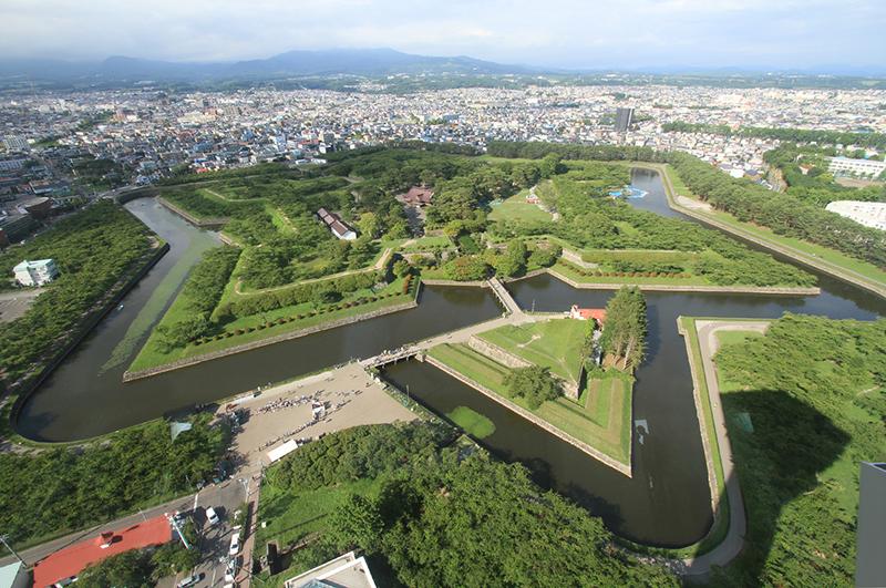Goryokaku Fortress