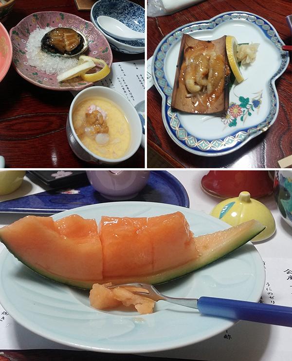 Dinner at Oyada Kasai