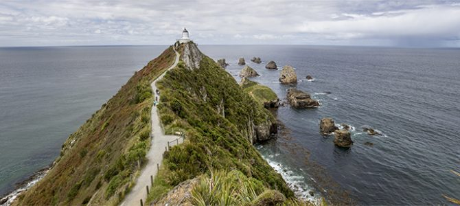 Day 13: Nugget Point, Cannibal Bay & Lake Wanaka