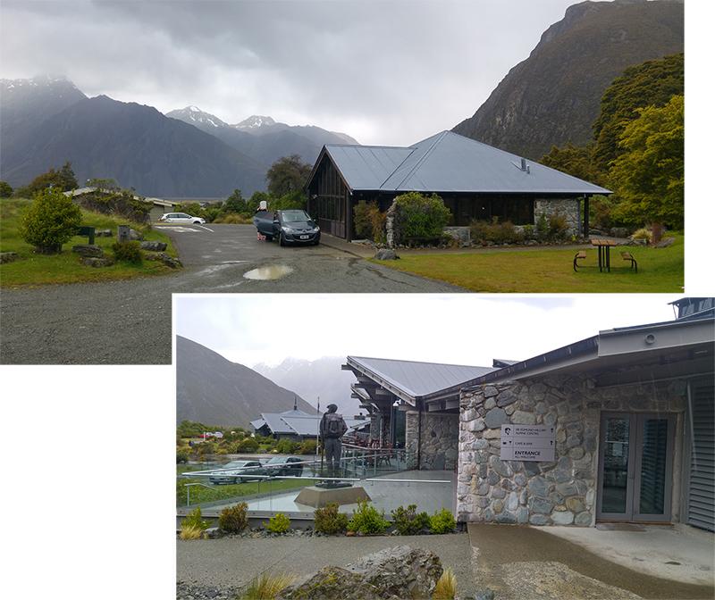 Mount Cook Village