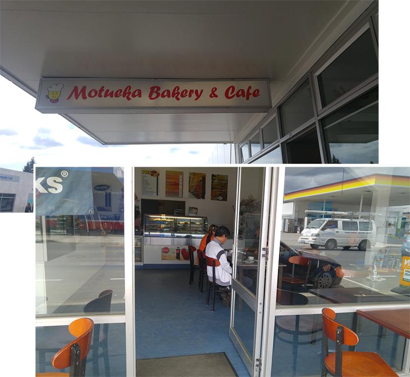 Motueka Bakery & Cafe