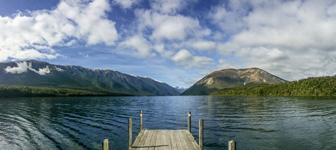 Day 2: Rotoiti Lake & Golden Bay
