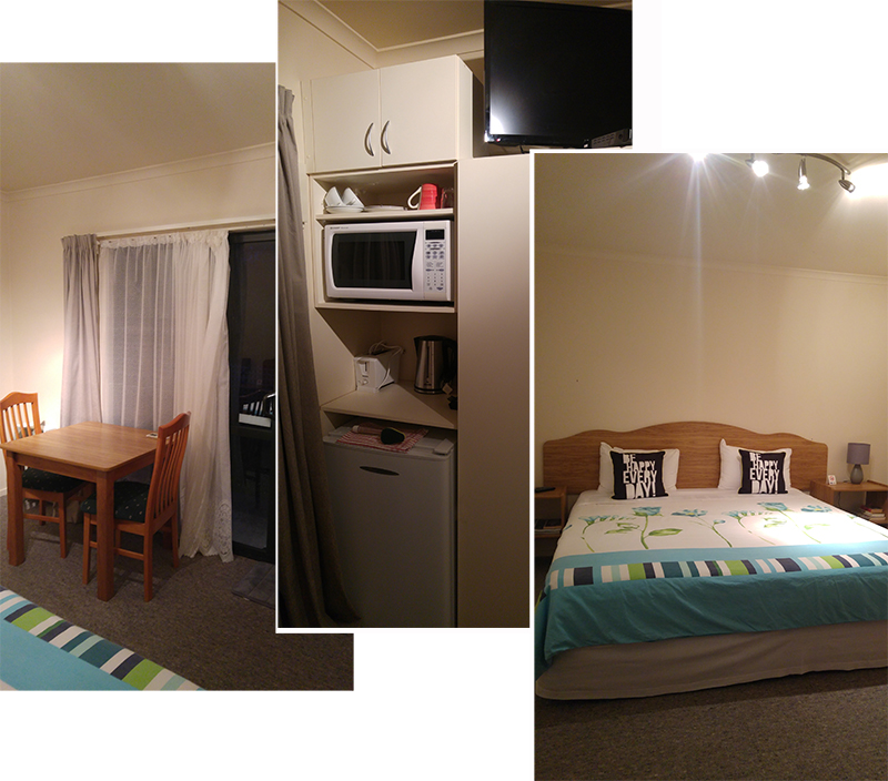 Our Cosy room at Owen River Travens & Motel