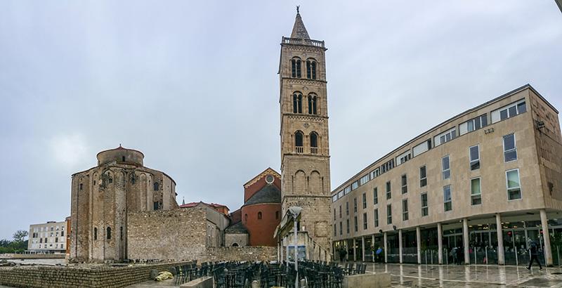 Crkva Sv. Donata, Zadar