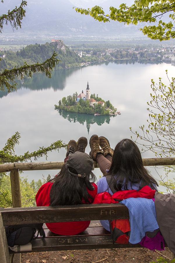 Lake Bled Observatory Deck