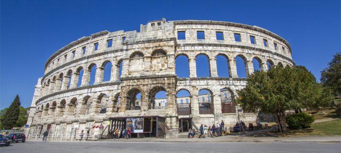 Day 2: Croatia – Rijeka, Pula  & Rovinj
