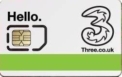 Data Sim Card for UK + Europe