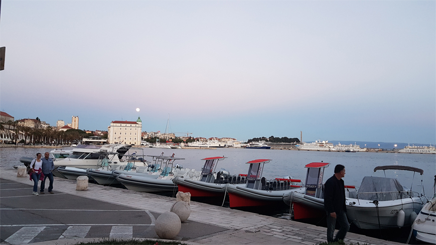 Riva of Split