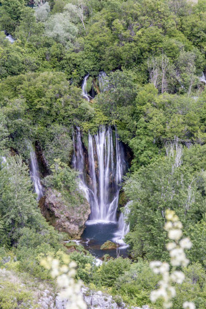 Manojlovac waterfalls