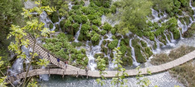 Day 7: Croatia – Lake Plitvice