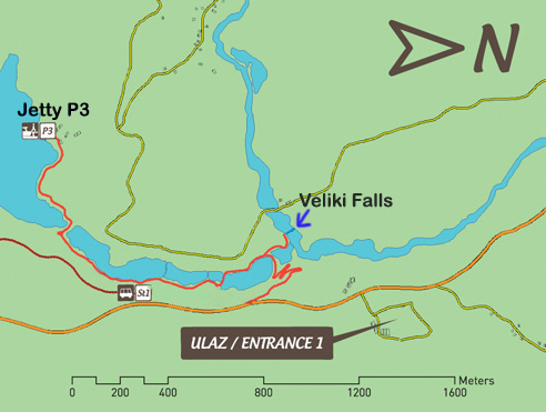 Lower Lakes walk