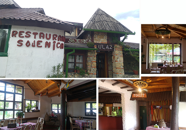 Restaurant Sojenica at Bihac (co-ords: 44.772271, 15.948716)