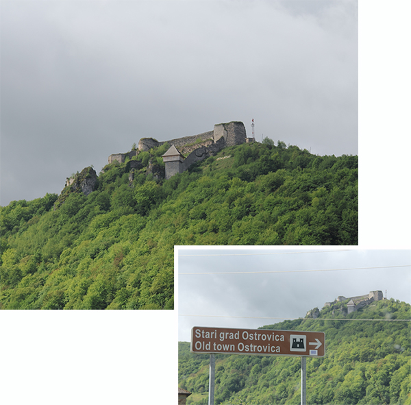 Ostrovica Castle