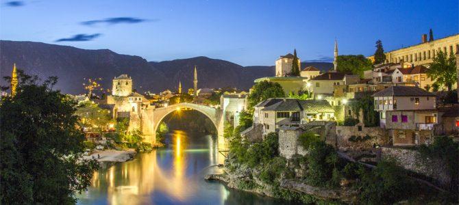 Day 10: Bosnia & Herzegovina – Vrelo Bune & Mostar