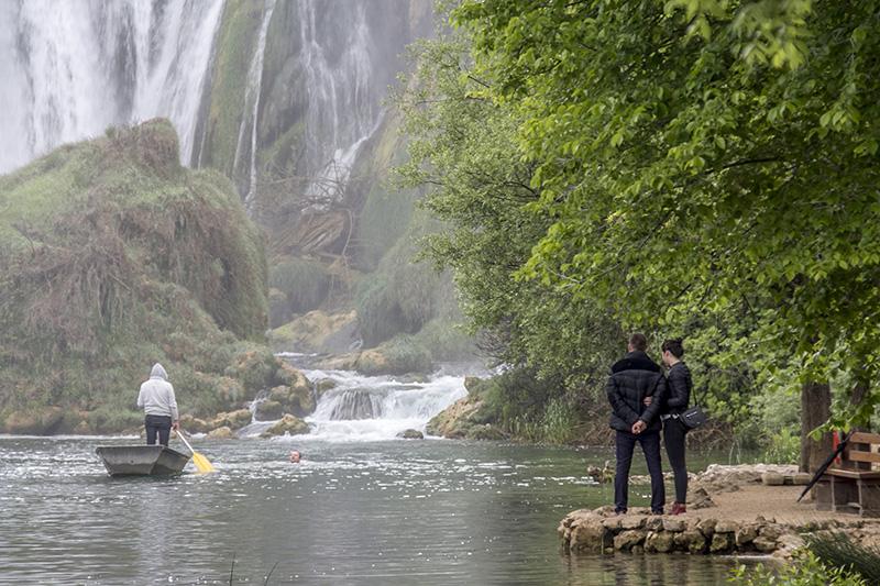 Lovely Kravica Falls