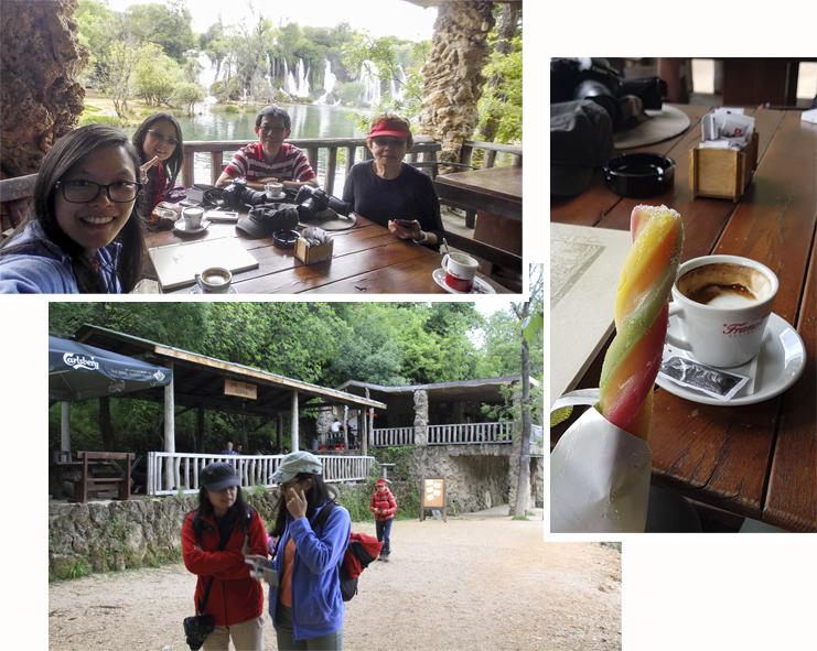 Restaurant Sedra at Kravica Falls