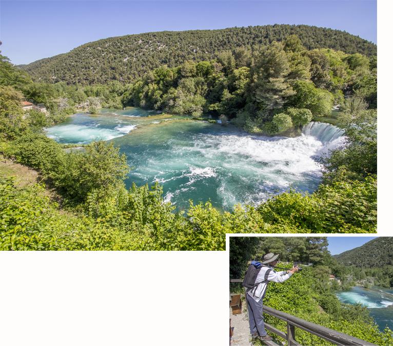 Krka National Park - Skradkinski Buk